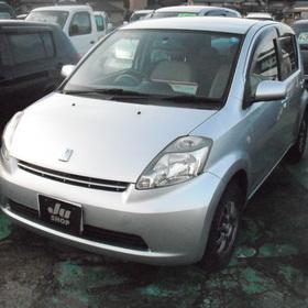 H18(2006)年 トヨタ パッソ 1.0X 4WDイメージ1